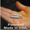 Patented    Made in USA.